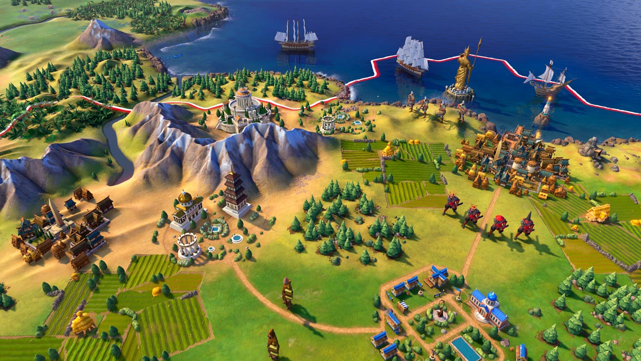 Civilization VI 6(Steam KEY/RU&CIS)