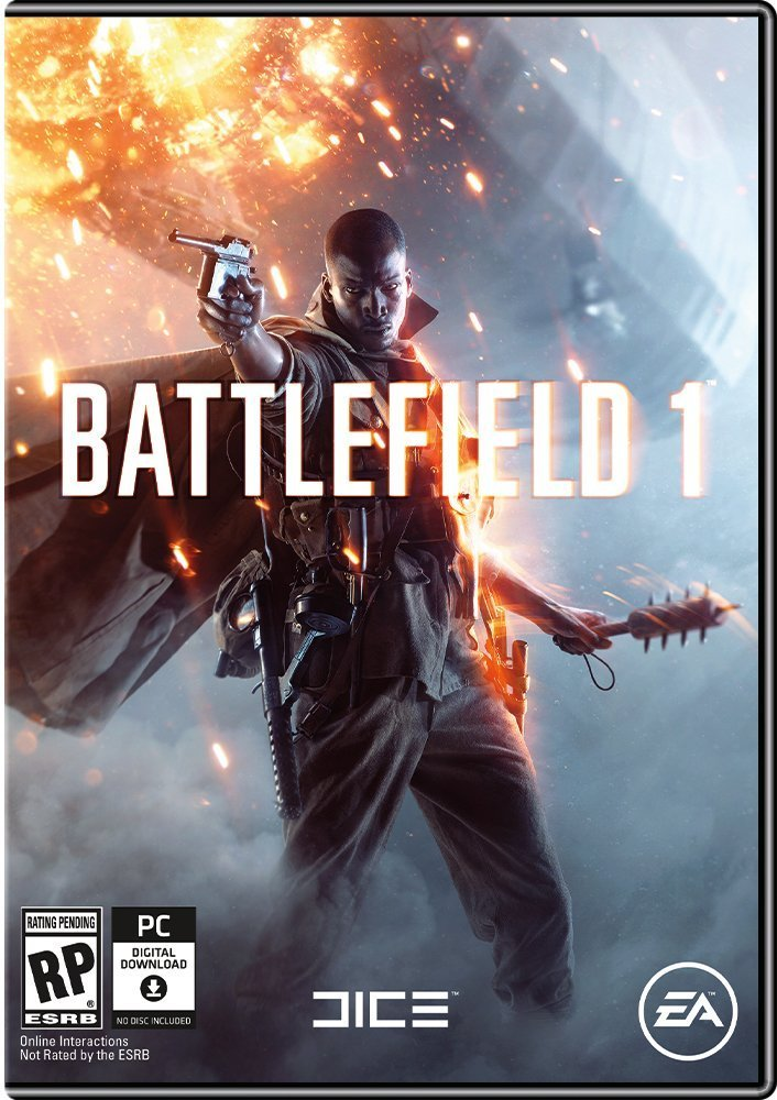 Battlefield 1(Origin/Region Free/RU/PL Languages ONLY)
