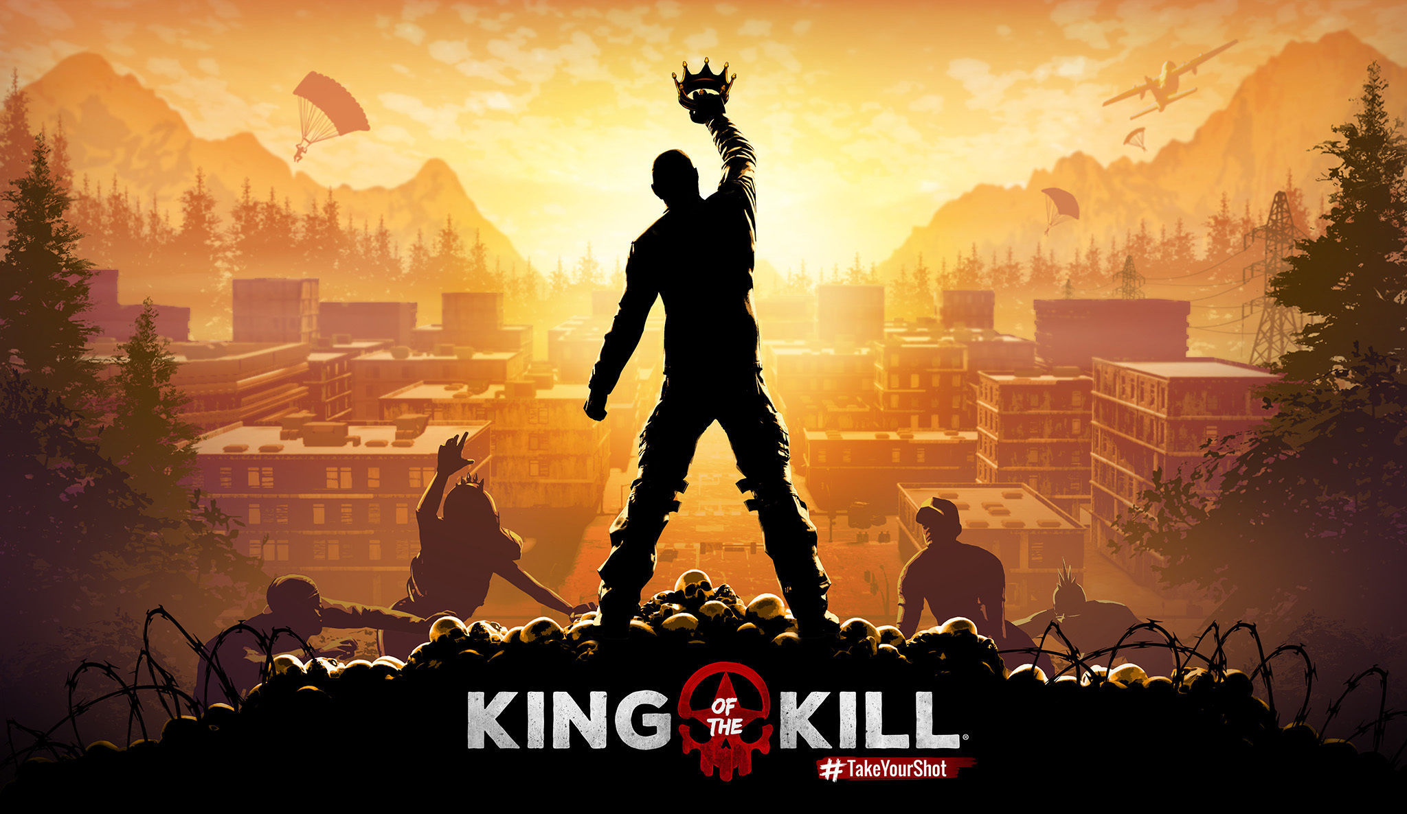H1Z1: King of the Kill (Steam Gift/RU&CIS)