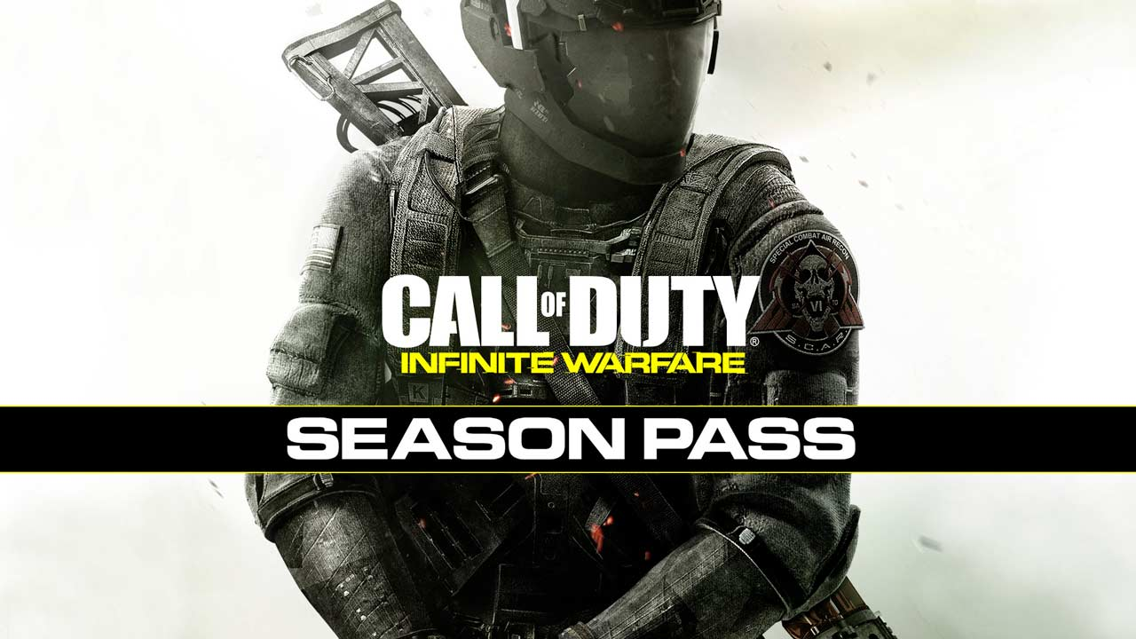 Season Pass - Call of Duty:Infinite Warfare(Steam Gift)