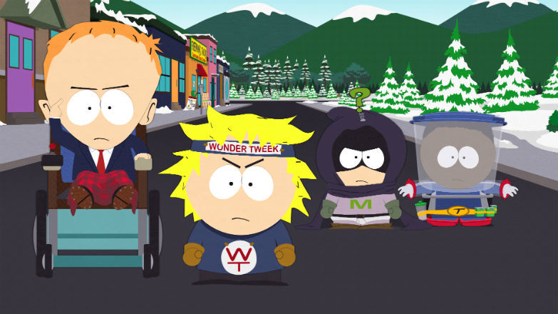 South Park The Fractured but Whole Gold(Uplay) PreOrder