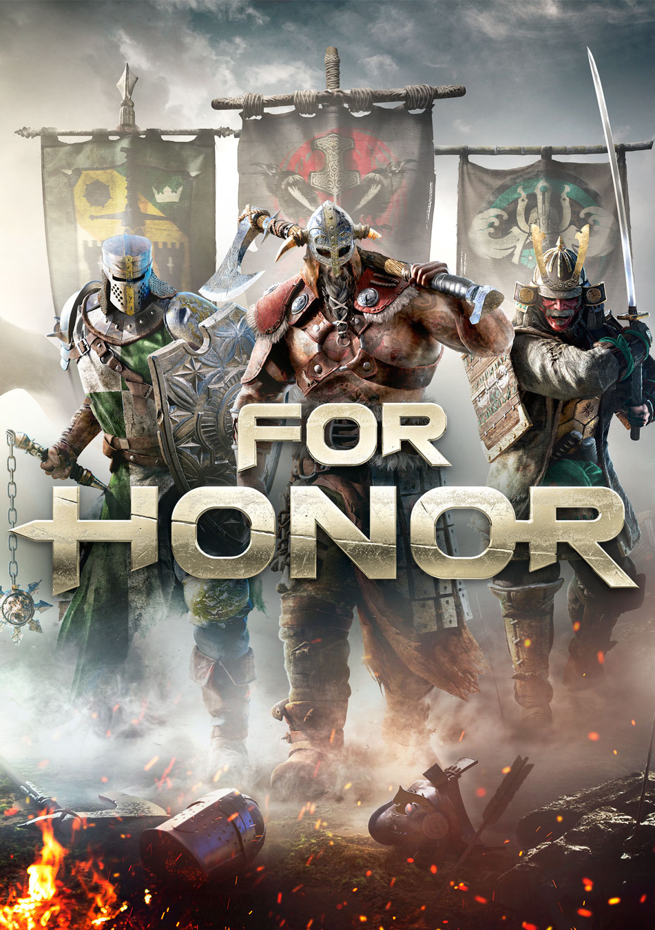 FOR HONOR (Uplay KEY) +DISCOUNT