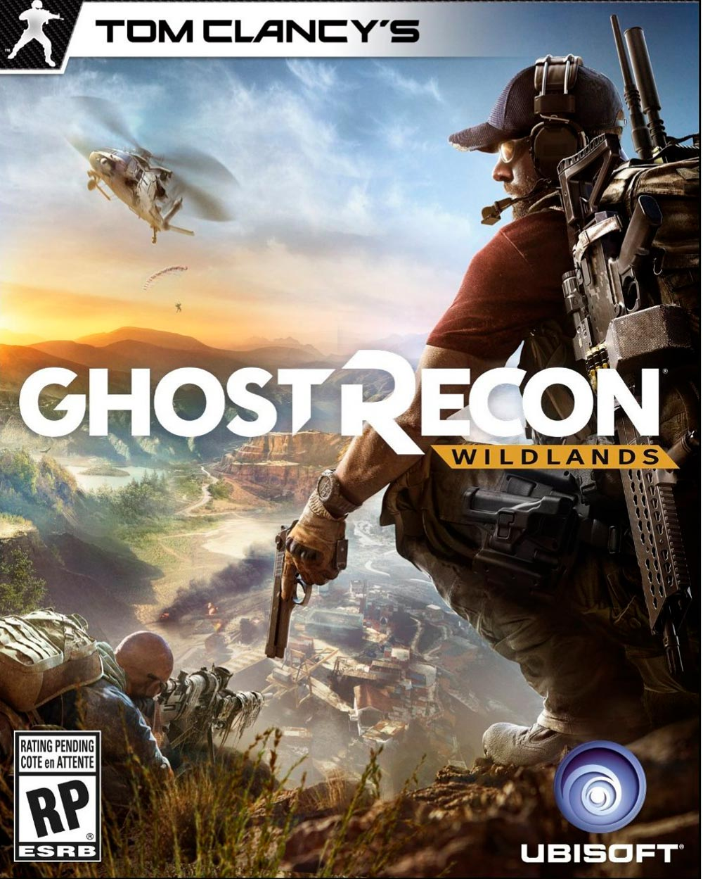 Ghost Recon Wildlands (Uplay KEY/RU LANGUAGE ONLY)