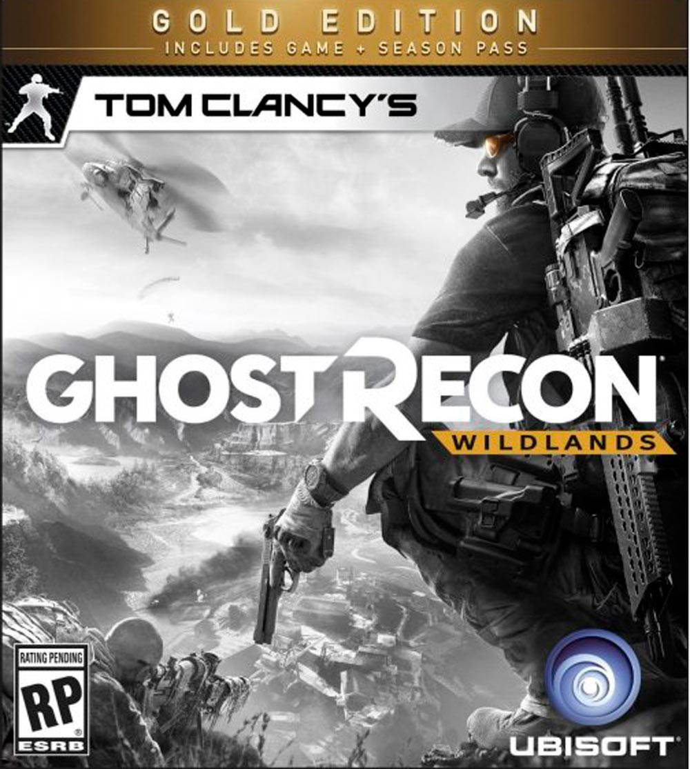 Ghost Recon Wildlands GOLD (Uplay)+Preorder Bonus
