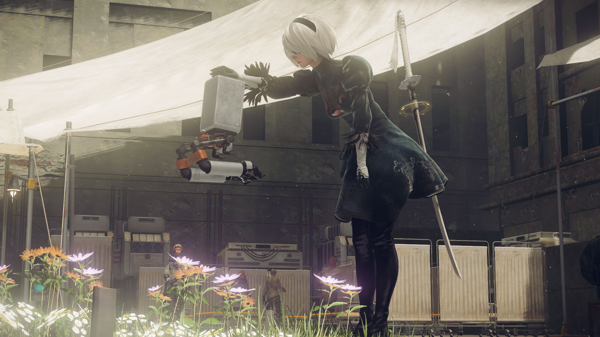 NieR: Automata (Steam KEY)+ПОДАРКИ