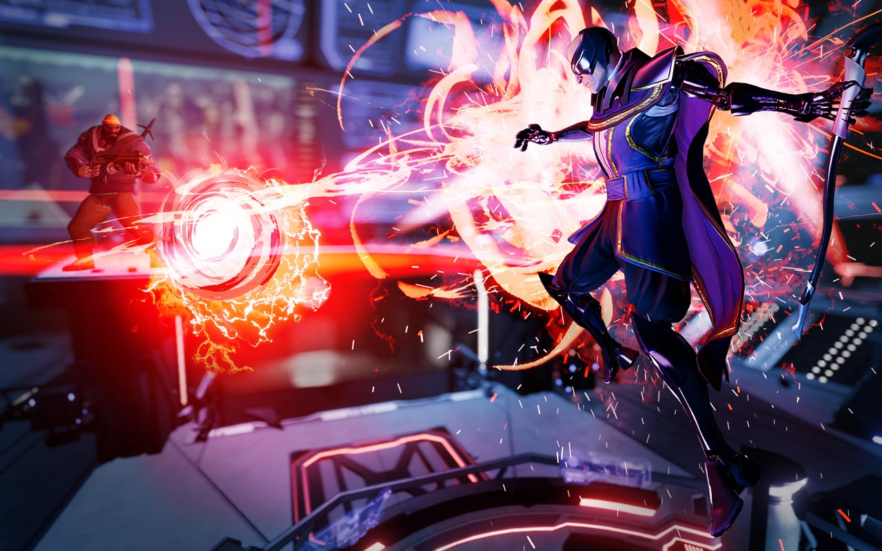 Agents of Mayhem (Steam KEY/RU&CIS) Day One Edition