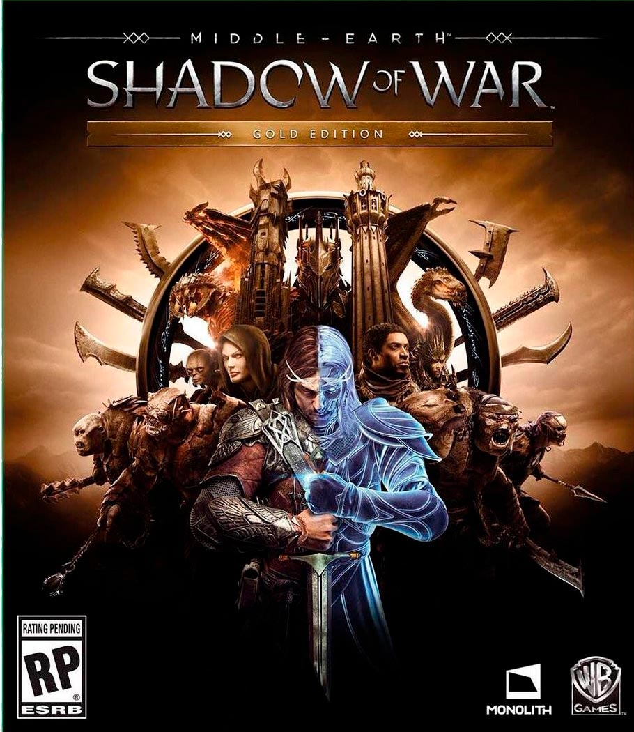 Middle-earth: Shadow of War GOLD Edition (Steam KEY)