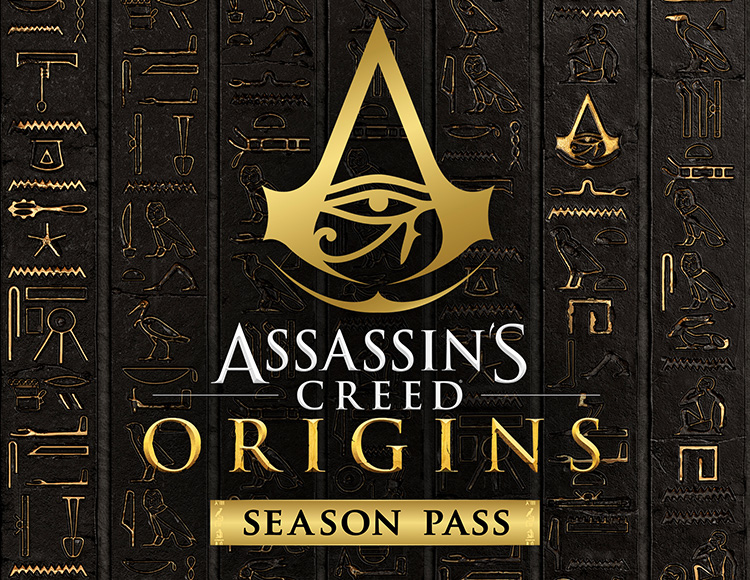 Assassins Creed Origins - Season Pass (Uplay KEY)