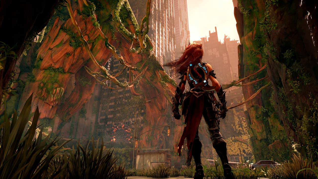 Darksiders III 3 (Steam KEY)