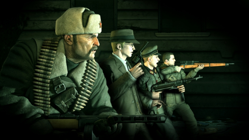 Sniper Elite: Nazi Zombie Army (Steam KEY)