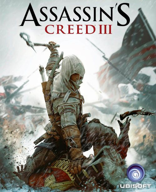 Assassins Creed 3 III (Uplay / RegionFREE) + GIFT