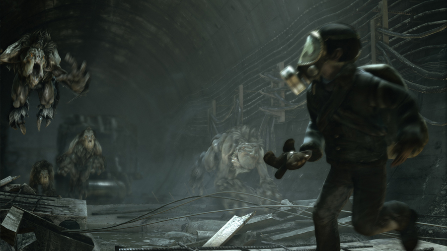 Metro 2033: Last Light Redux  + GIFTS