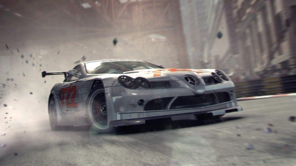 DLC pack for GRID2 + GIFT