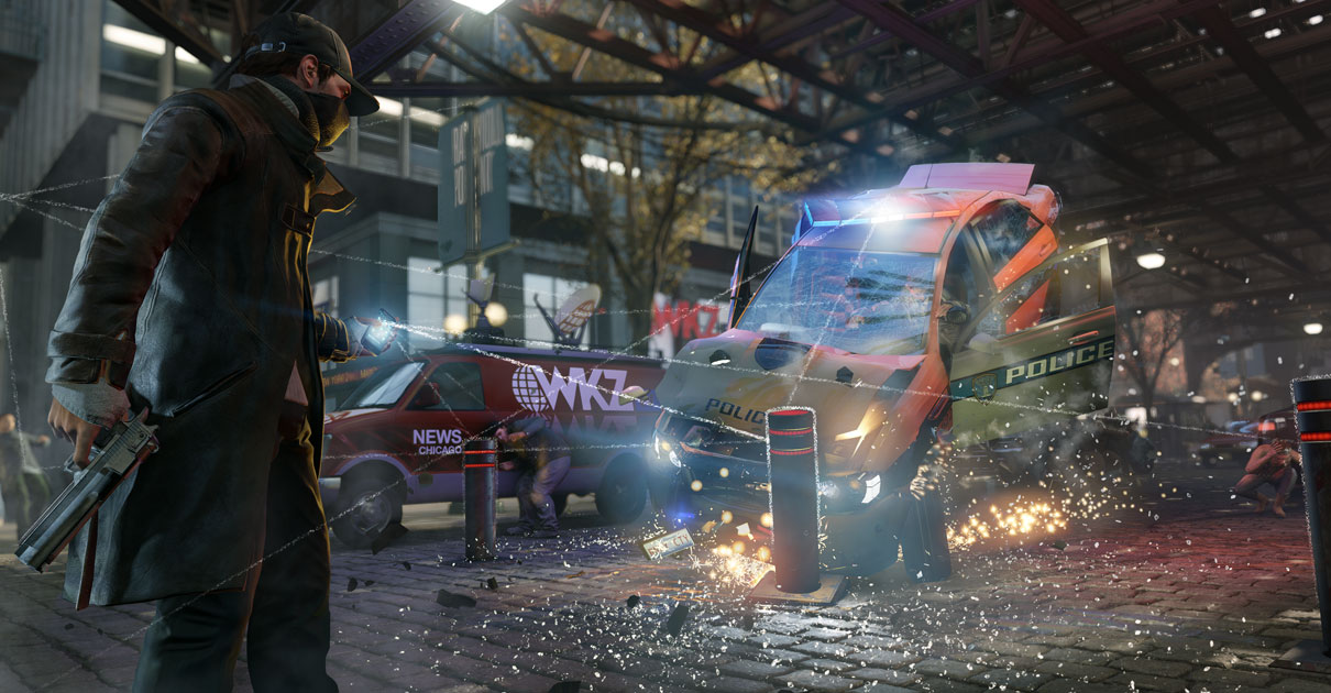 Watch Dogs Special Edition (Uplay) + Bonus + GIFT