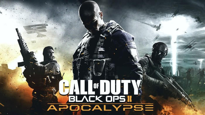 Call of Duty: Black Ops 2 II - Apocalypse (DLC)+ПОДАРОК