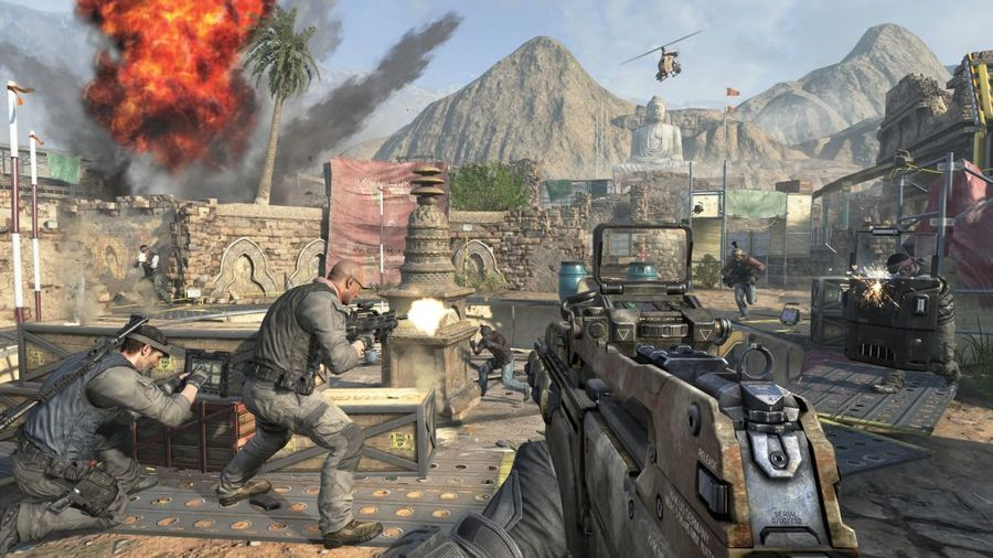 Call of Duty: Black Ops 2 II - Apocalypse (DLC) + GIFT