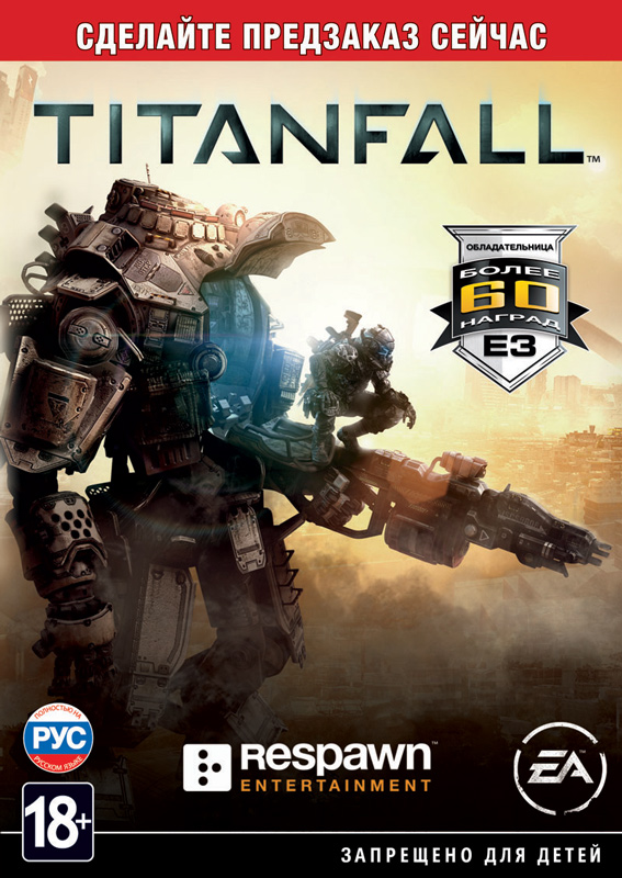 Titanfall (Origin/Region Free/Multilanguage) +discounts