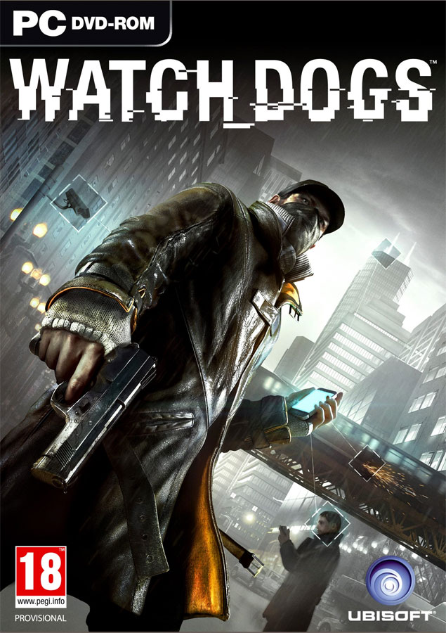 Watch Dogs. Deluxe Edition (Uplay) +БОНУСЫ +ПОДАРОК