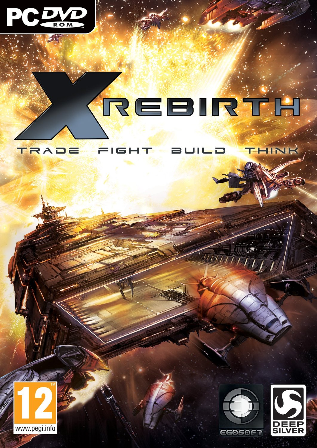 X Rebirth (Steam) + Gift + DISCOUNTS