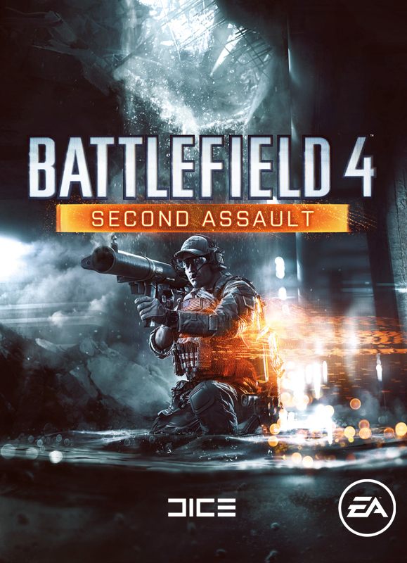 Battlefield 4: Second Assault DLC (RegionFREE) + GIFT