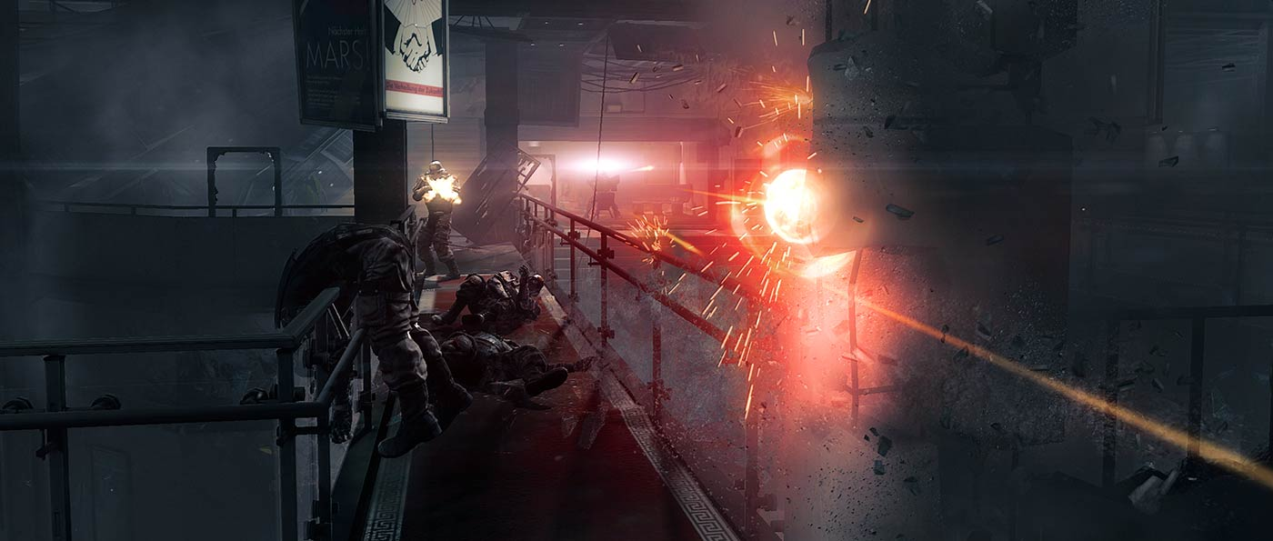 Wolfenstein: The New Order(Steam KEY)
