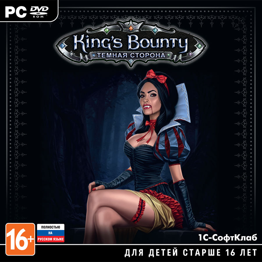 Kings Bounty: The Dark Side (Steam) + Gift + DISCOUNTS