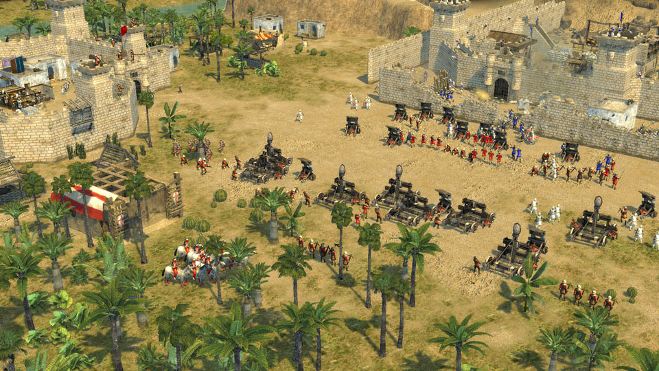 Stronghold Crusader 2 II (Steam) + Gift + DISCOUNTS