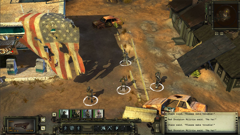 Wasteland 2. Ranger Ed. (Steam KEY) + gifts and discoun