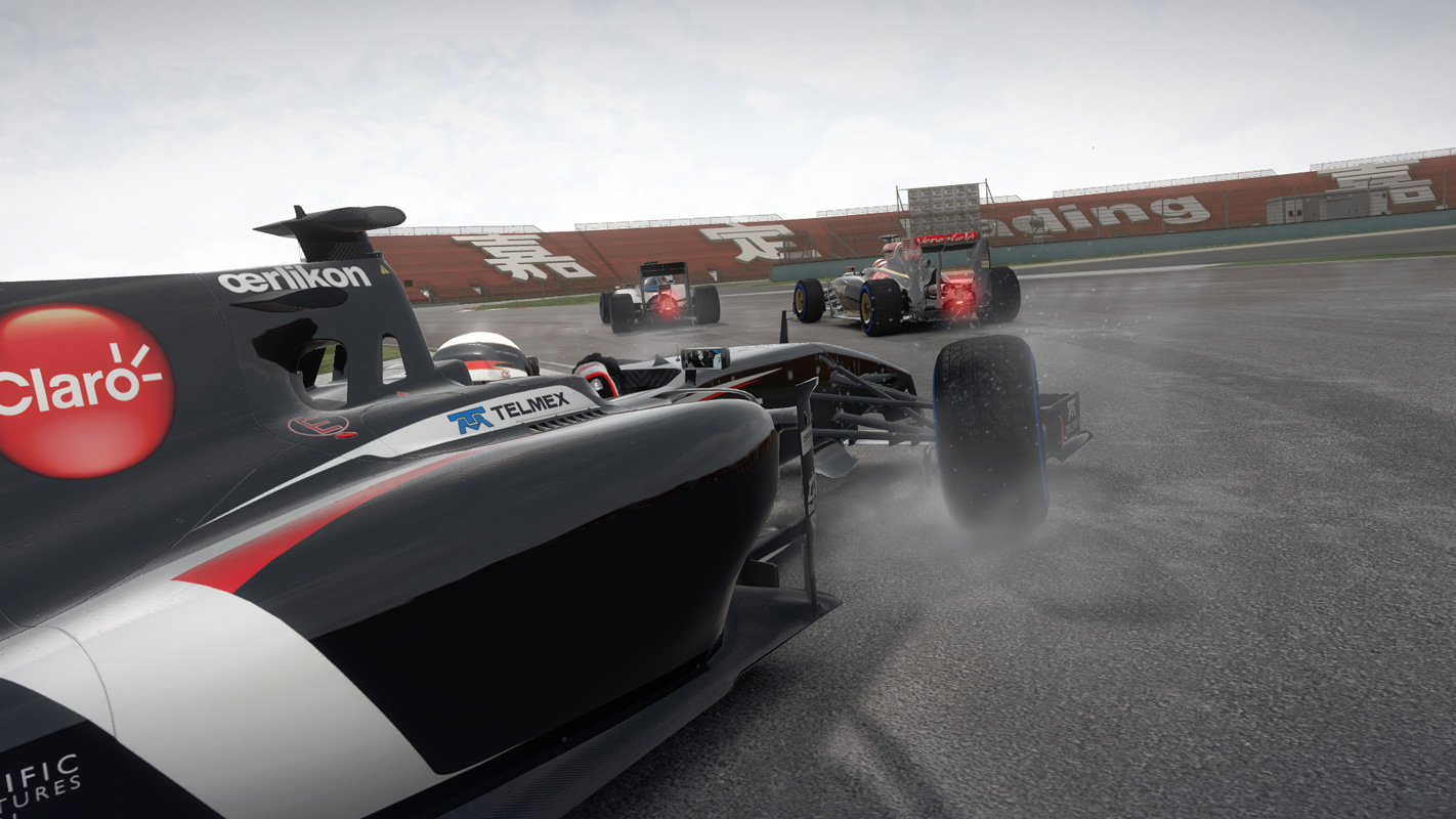 Formula 1 2014 - F1 2014 (Steam KEY) +DISCOUNT