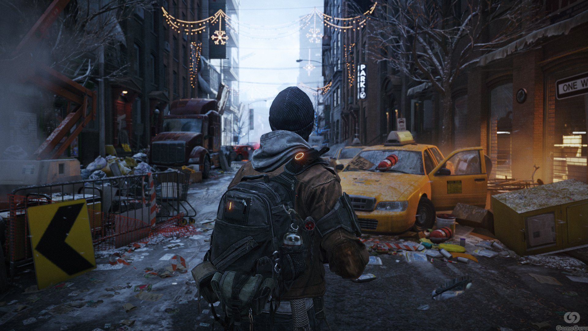 Tom Clancy´s The Division. Standart Edition (Uplay KEY)