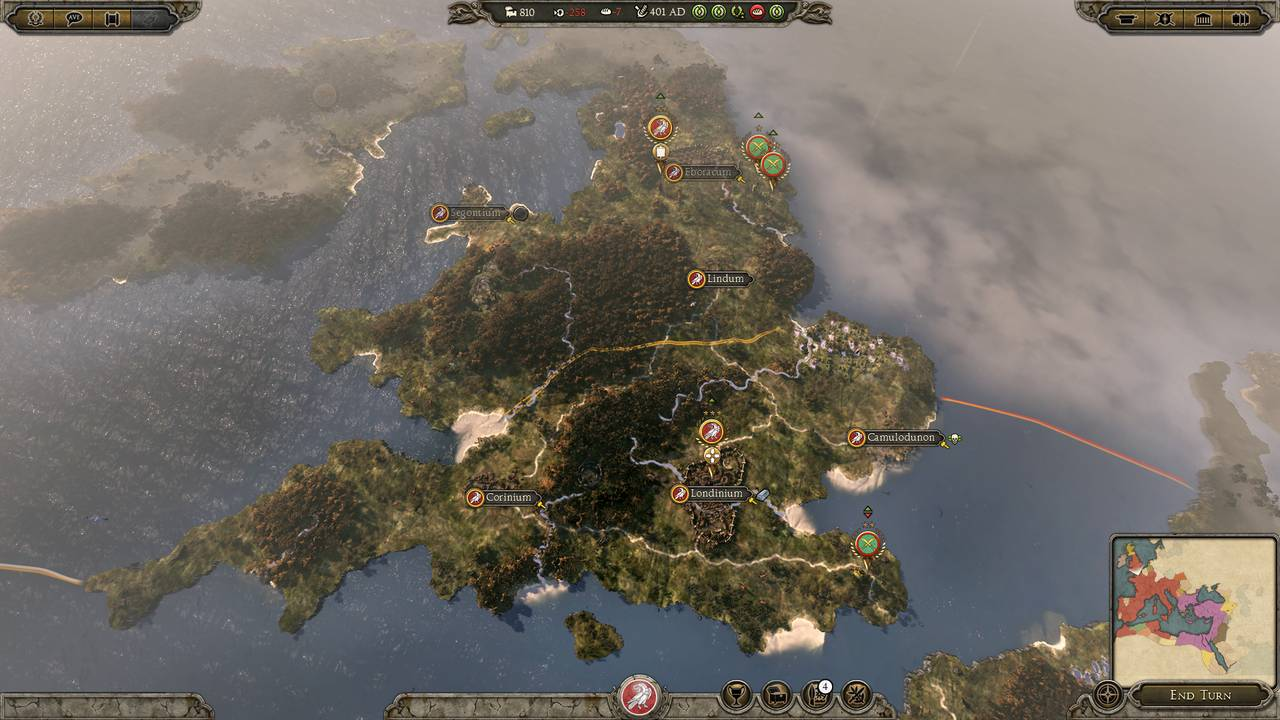 Total War: ATTILA (Steam KEY) + gifts and discounts