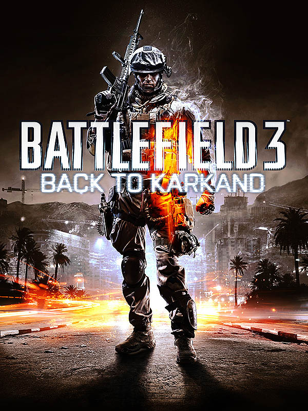 Battlefield 3: Back to Karkand (Region Free) +ПОДАРКИ