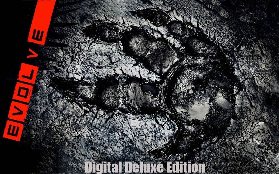 Evolve Digital Deluxe Edition + Season Pass + DISCOUNTS