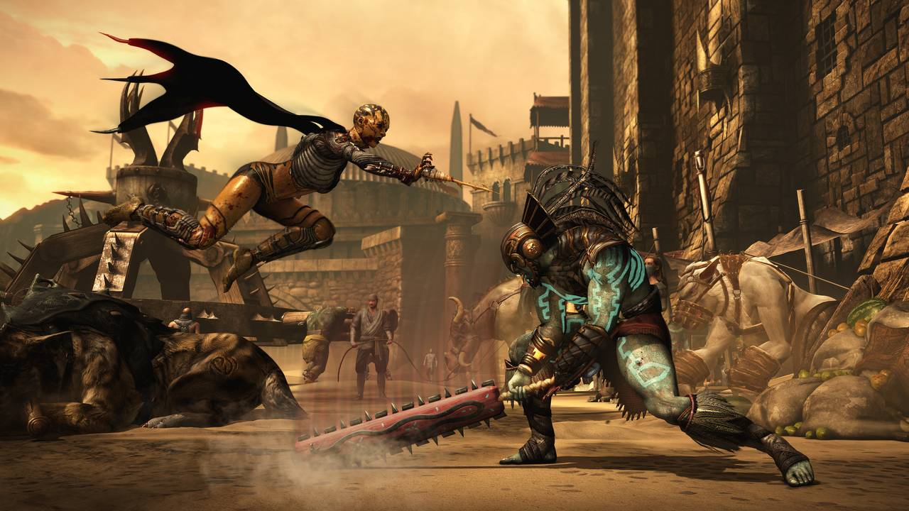 Mortal Kombat X (Region Free/Multi) +ПОДАРКИ