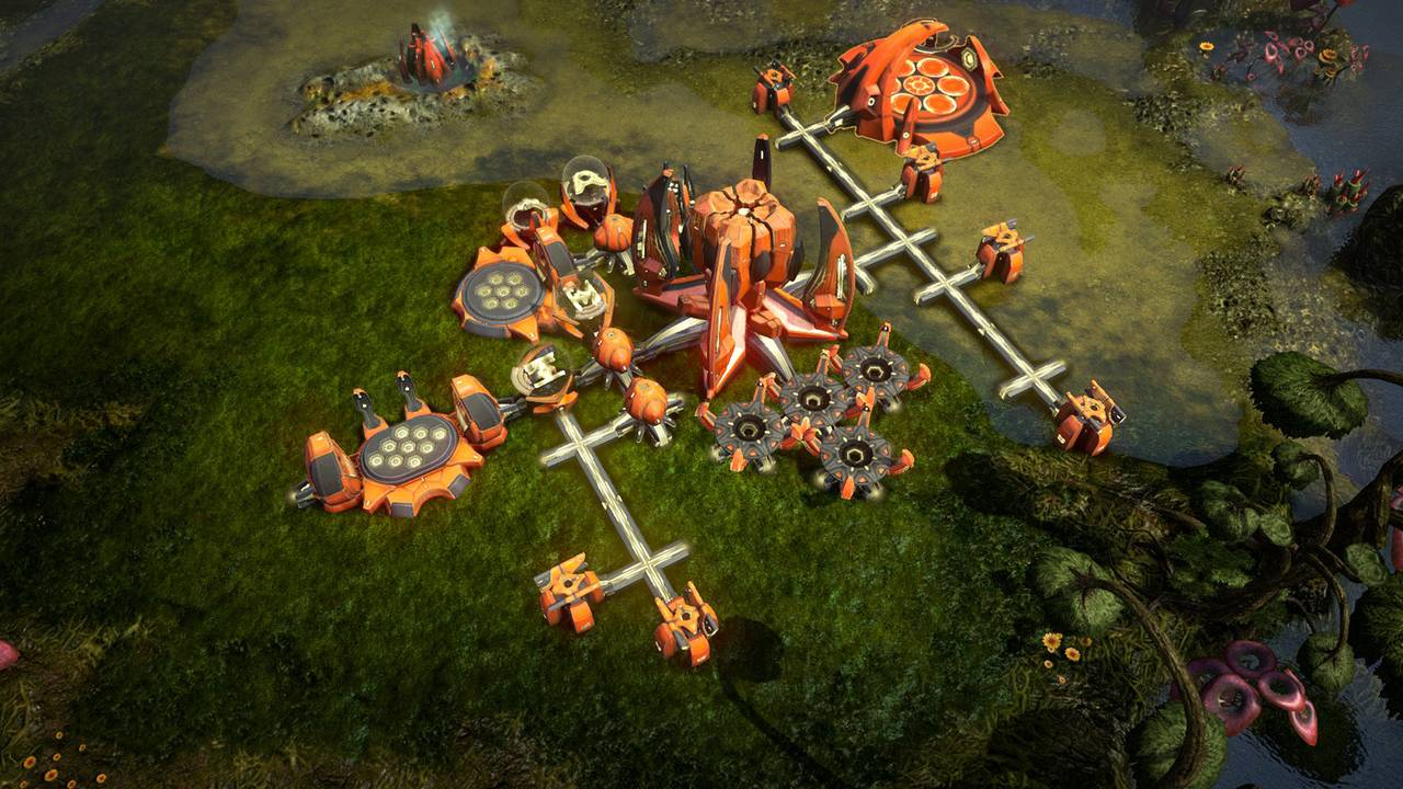 Grey Goo: War is Evolving (Steam KEY) + gifts and discounts