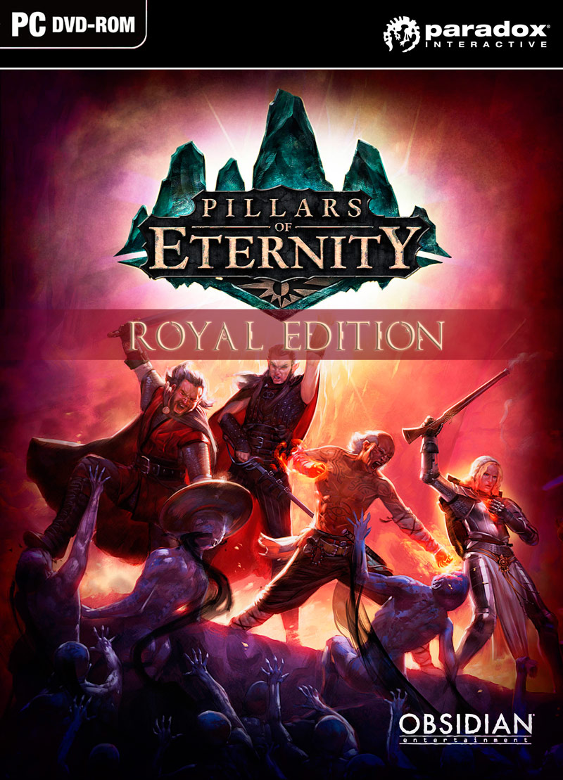 Pillars of Eternity Royal Ed.  +Content +СКИДКИ