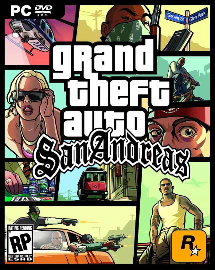 Grand Theft Auto: San Andreas (Region Free / Steam KEY)