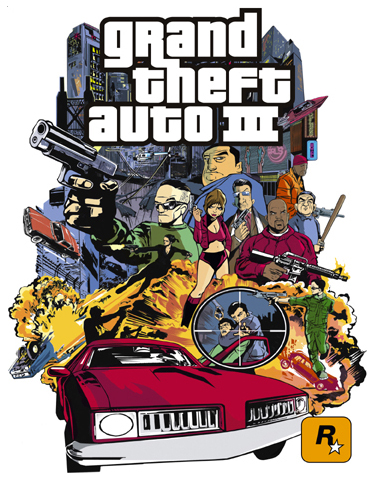 Grand Theft Auto III (Region Free / Steam KEY) + GIFTS