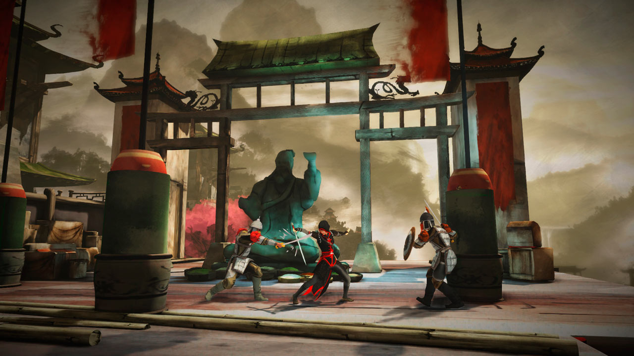 Assassins Creed Chronicles China (Uplay) + GIFTS
