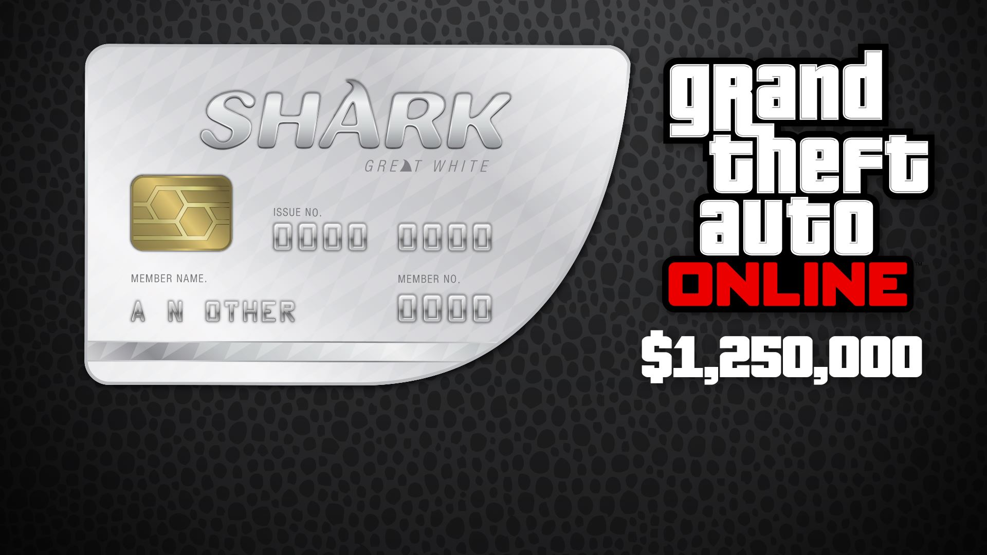 Grand Theft Auto Online: Great White Shark 1 250 000 $