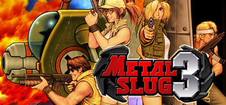 METAL SLUG 3 STEAM GIFT REGION FREE ROW 1.69