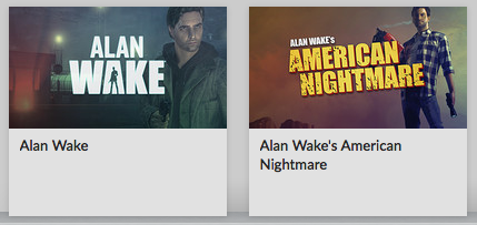 Alan Wake FRANCHISE incl. American Nightmare [GOG FREE]