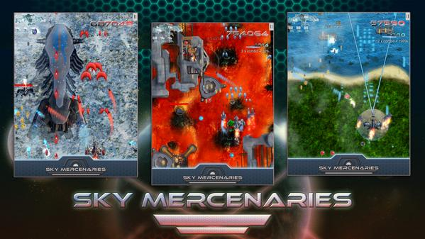 Sky Mercenaries ( Steam Gift )