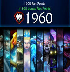 Riot Points EURO (West/Nordic-East)