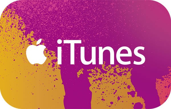 iTunes Gift Card 100 $ USA