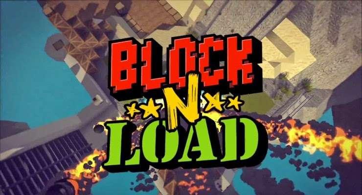 скачать игру Block N Load скачать торрент - фото 3