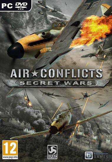 Air Conflicts: Secret Wars (Ключ активации Steam)