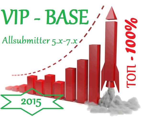 VIP - Base allsubmitter - quality promotion in 2015