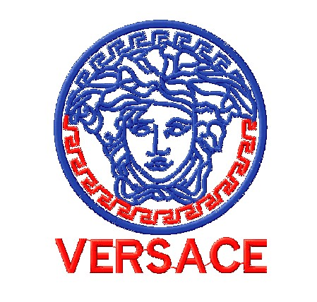 Embroidery 'VERSACE