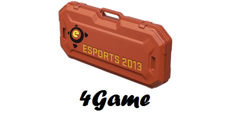 Купить Кейс eSports 2013 (Случайное оружие) + БОНУС